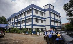 SMP Negeri 27 Tangerang Jadi Tempat Isolasi Pasien Covid-19