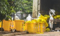 Kepala Daerah Diminta Antisipasi Lonjakan Sampah Covid-19
