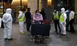 12 penumpang pesawat dari India terinfeksi Covid-19
