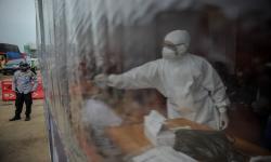 Dinkes Bandung: Jangan Lepas Masker!