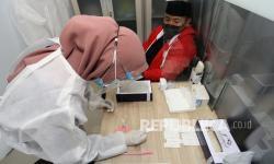 Kasus Aktif Covid-19 di Provinsi Sulteng Menurun