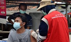 Jokowi Nilai Program DTD Bantu Percepat Vaksinasi Covid-19