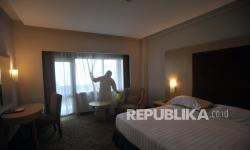 Jakpus Siapkan 2.019 Kamar Hotel untuk Isolasi Covid-19