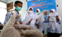 Indonesia 10 Besar Negara dengan Vaksinasi Terbanyak di Duni