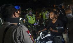 Wali Kota Jambi Patroli Pemberlakukan Jam Malam