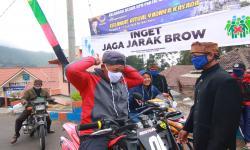 Jokowi Singgung Lagi Banyak Warga Jatim Enggan Pakai Masker