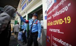 Thailand Laporkan 136 Kasus BaruCovid-19