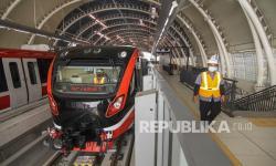 Integrasi Tarif Diharapkan Bisa Dongkrak Penumpang LRT
