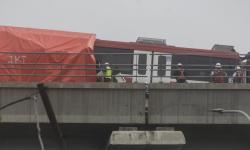 PT INKA Segera Tarik LRT yang Terlibat Kecelakaan