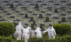 MUI Nilai Tenaga Pemulasaraan Jenazah Kurang Saat Pandemi