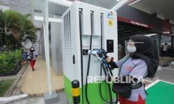 BPPT Gandeng  Pertamina Launching Charging Station