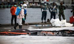 8 Jenazah Korban Sriwijaya Air Diserahkan ke Keluarga