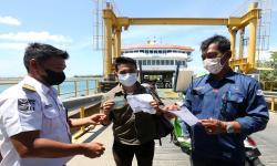 Aturan Perjalanan Transportasi Laut Disesuaikan dengan Level