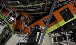 Keluarga Korban Kereta Metro Meksiko akan Dapat Kompensasi