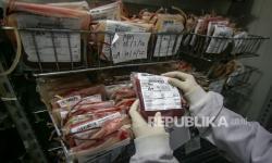 Stok Darah PMI Kota Medan Menipis