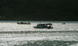 In Picture: Pencarian Korban Kapal Pengayoman Dihentikan