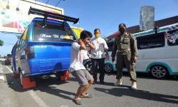DRPD Dukung Polda Metro Jaya Tertibkan Angkot Pelanggar PSBB