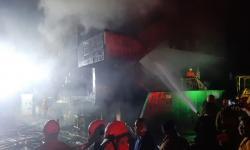 391 Orang Terdampak Kebakaran Pasar Minggu Pindah ke Blok B