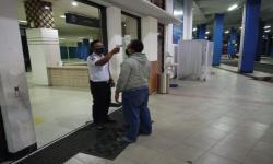 Terminal Tirtonadi Terapkan Sanksi Penumpang tak Bermasker