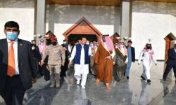 PM Pakistan Kunjungi Masjid Nabawi