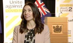 PM Selandia Baru Diguncang Gempa Saat Wawancara