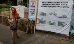 Arsitek Bandung Menangkan Sayembara Desain Masjid Magelang