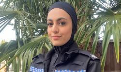 Kepolisian Leicester Uji Coba Jilbab Saat Bertugas