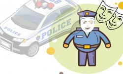 Polisi Amankanp Pria Gunakan KTA Polri Palsu