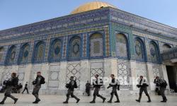 Pasukan Israel dan Pemukim Serbu Masjid Al Aqsa Saat Fajar