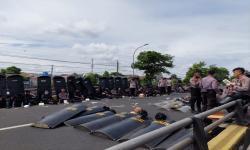Massa dan Polisi Bubarkan Diri, Flyover Pondok Kopi Dibuka