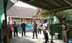 Polisi Bubarkan Resepsi Pernikahan di Jambi