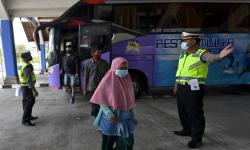 Dishub Denpasar Perketat Arus Balik Lebaran Saat Covid-19