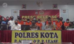 Polisi Penjual Senpi Ilegal ke KKB Terancam Hukuman Mati