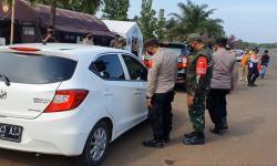 Polisi Majalengka Putar Balik 407 Kendaraan Pemudik