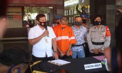Residivis Curanmor Kembali Ditangkap Keempat Kalinya
