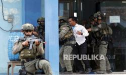 Marinir Indonesia dan Amerika Latihan Pembebasan Sandera