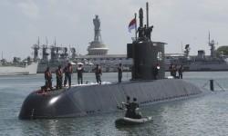 Penangkal Torpedo dari Turki Perkuat Kapal Selam Nagapasa