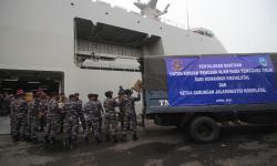 In Picture:  Pengiriman Bantuan untuk Korban Bencana Alam di NTT