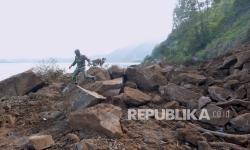 In Picture: Gempa Guncang Bali (1)