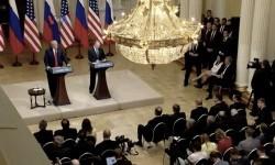 Sorotan Tajam Pertemuan Trump dan Putin di Helsinki