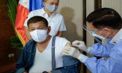 Presiden Duterte Jengkel dengan Penolak Vaksin
