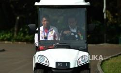 Usai Berkeliling Istana, Zohri Ungkap Pesan Jokowi