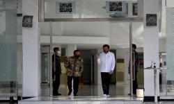 New Normal Terus Dipersiapkan di Lingkungan Istana Negara