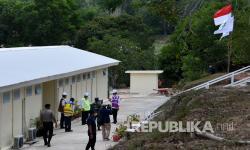 241 Tenaga Medis Siap Rawat Pasien di RSD Pulau Galang