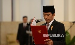 Jokowi Lantik 12 Dubes LBBP