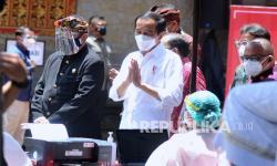 Kasus Covid Turun, Jokowi Ingatkan Masyarakat Tetap Waspada