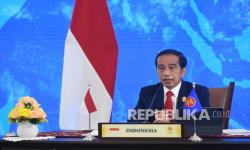 Presiden Jokowi Khawatir Pembentukan Aliansi AUKUS
