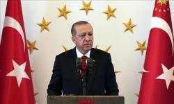 Erdogan Luncurkan Paket Perisai Ketenagakerjaan Turki
