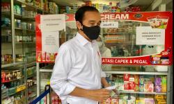 Hubungi Menkes, Jokowi Keluhkan Langkanya Obat Covid-19