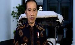 Jokowi Minta Masyarakat Waspadai Curah Hujan Ekstrem